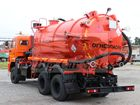 Свежее foto  Автоцистерна нефтепромысловая АКНС-15 на шасси КАМАЗ-65111 67687838 в Тюмени
