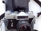 Фото в Бытовая техника и электроника Фотокамеры и фото техника Зеркальный, пленочный ф/аппарат со встроенным в Нерюнгри 2000