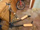Изображение в Спорт  Велосипеды СРОЧНО! ! ! ! Продам самокат-тренажер с двумя в Нижнекамске 1500