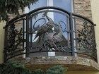 Увидеть фото  Кованые решетки на окна и балкон 36886236 в Нижнекамске