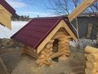 Скачать foto  Строительство теплых домов из бревна 37630907 в Нижневартовске