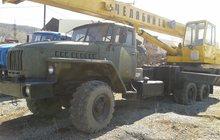 Автокран «Челябинец» КС-45721 25 тонн