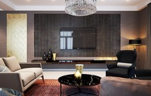 Разработка дизайна интерьера квартиры, дома