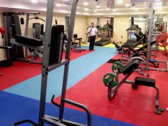 Увидеть фотографию Спортивный инвентарь Полы для тренажерных залов Солд-Спорт, 25201481 в Москве