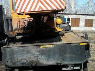 Уникальное foto Самосвал Продается крановая установка Клинцы 16тонн, 2004 г, в, 32844143 в Нижневартовске