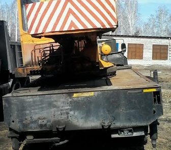 Фотография в Грузовики Самосвал Продается крановая установка Клинцы 16тонн, в Нижневартовске 320000