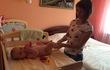 Оздоровительные занятия для детей.   Массаж