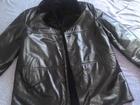 Просмотреть изображение  кожаная куртка удлиненная мужская 34891866 в Нижнем Новгороде