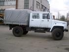 Смотреть фото Грузовые автомобили Автомобиль Газ егерь 2 бортовой удлиненный 35479194 в Нижнем Новгороде