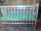 Фото в   Продаю кровать детскую, Б/У, не трансформер. в Нижнем Новгороде 1500