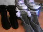 Новое фото Спортивный инвентарь Ботинки лыжные 35 размер 38675902 в Нижнем Новгороде
