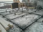 Скачать foto Строительство домов Свайно винтовой фундамент быстро 39635165 в Нижнем Новгороде