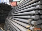 Просмотреть фотографию Строительные материалы столбы для забора с крючком/планкой 39840575 в Нижнем Новгороде
