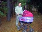 Новое изображение  Продаю неплохую коляску в хорошем состоянии 40045844 в Дзержинске