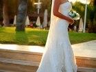 Скачать фото  Продам брендовое свадебное платье от итальянского дизайнера 40255946 в Москве