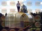 Увидеть изображение  УСИЛЕННЫЕ теплицы под сотовый поликарбонат с двойными дугами и перемычками! 59611598 в Нижнем Новгороде