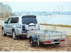 Свежее фото Прицепы для легковых авто Прицеп бортовой складной для квадроцикла, мототехники и прочих грузов 69462074 в Нижнем Новгороде