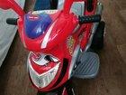 Мотоцикл на аккумуляторах