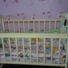 Продаю детскую кроватку и комод
