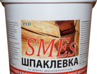 Шпаклевка по дереву от производителя Продаю шпаклевку по дереву SMEs от производ