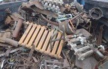 Бесплатный вывоз металлолома по городу,области из дома, дачи