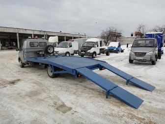 Просмотреть изображение Грузовые автомобили Переоборудование Газели Валдая ГАЗ 3309 в автоэвакуатор 31369704 в Нижнем Новгороде