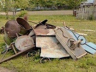 Скачать изображение Транспорт, грузоперевозки Бесплатный вывоз металлолома по городу, области из дома, дачи 33092431 в Нижнем Новгороде