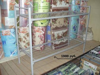 Свежее фотографию Мебель для спальни Кровати эконом класса металлические 34443189 в Нижнем Новгороде