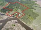 Увидеть изображение  9 га, под дачное строительство, 50км от тагила, на берегу реки 71095491 в Нижнем Тагиле
