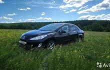 Peugeot 408 1.6AT, 2013, 172000км