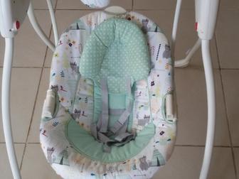 Скачать фотографию Товары для новорожденных Электронная качелька CRACO 35000106 в Нижнем Тагиле