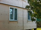 Новый утепленный к/щ дом 40 кв.м (строил ЗОДЧИЙ) на ухоженно