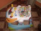 Скачать фотографию Детская мебель продам кроватку,ходунки 32553152 в Норильске
