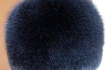Продаю женскую шапку из песца