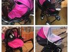 Смотреть изображение Детские коляски Продам коляску Astro (DorJan) 3 в 1 35045309 в Новокуйбышевске