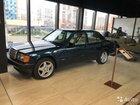 Mercedes-Benz 190 (W201) 2.0МТ, 1986, седан