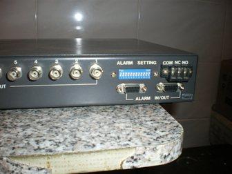 Скачать фотографию Видеокамеры коммутатор видео сигналов merit li-lin 32437173 в Новокузнецке