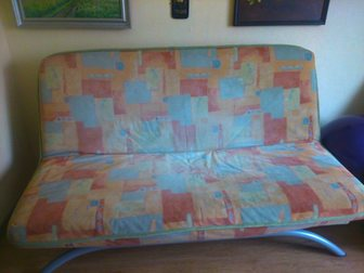 Новое фото Мягкая мебель Продам диван + кресло + пуфик 32670168 в Новокузнецке