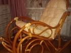 Скачать бесплатно фото  Кресло качалка 38721384 в Новомичуринске