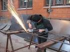 Фото в Строительство и ремонт Строительство домов Выполняем все виды свароных работ, высокий в Новороссийске 300