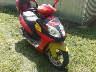 Смотреть фото Скутеры продам скутер Kinlon 35090652 в Новороссийске