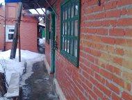Продаю дом 50 кв. м. Продаю 1/4 жилого кирпичного дома в 60 км от города Ростова