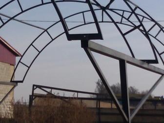 Просмотреть фото  Навесы для автомобиля в Новошахтинске 38543890 в Новошахтинске