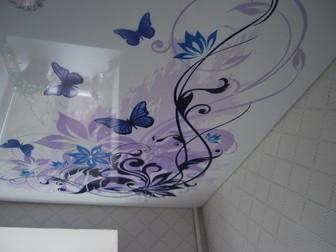 Смотреть фотографию Ремонт, отделка Натяжные потолки 39335281 в Новошахтинске
