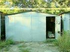 Просмотреть фото Гаражи, стоянки продам металлический гараж в отличном состоянии с доставкой город межгород 32440444 в Новосибирске