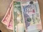 Скачать фото Коллекционирование Продам валюту Арабских эмиратов - дирхамы! 32482377 в Новосибирске