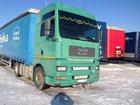 Уникальное foto Грузовые автомобили Седельный тягач MAN TGA XXL 32487829 в Новосибирске