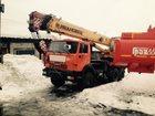 Смотреть foto Автокран Автомобильный кран КС-45717К-3 Ивановец 32622417 в Новосибирске