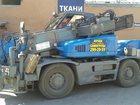 Фотография в Услуги компаний и частных лиц Разные услуги Кран самоходный KOMATSU 10т, вылет стрелы в Новосибирске 1200