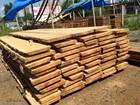 Фотография в Строительство и ремонт Отделочные материалы Необрезная доска из кедра, толщина 50 мм, в Новосибирске 7000